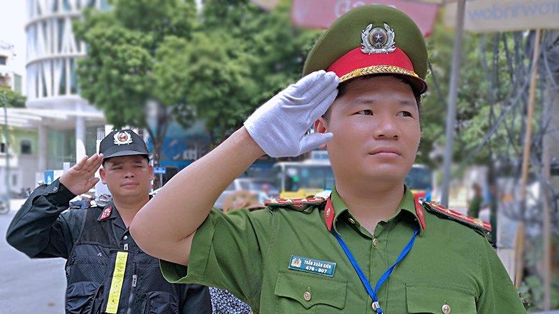 Đảm bảo an ninh, an toàn đưa di hài Chủ tịch nước về Ninh Bình-1