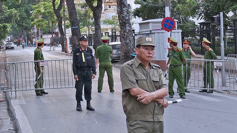 Đảm bảo an ninh, an toàn đưa di hài Chủ tịch nước về Ninh Bình-2
