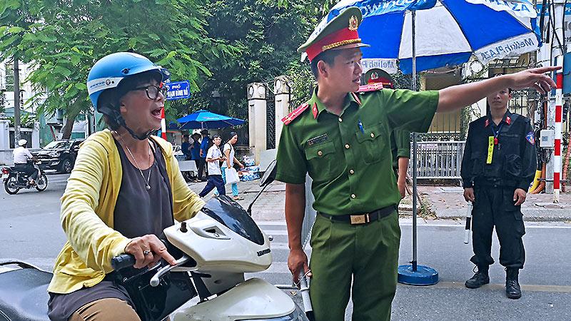 Đảm bảo an ninh, an toàn đưa di hài Chủ tịch nước về Ninh Bình-7