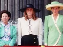 Lần đầu hé lộ việc Công nương Diana bị Công chúa Magaret