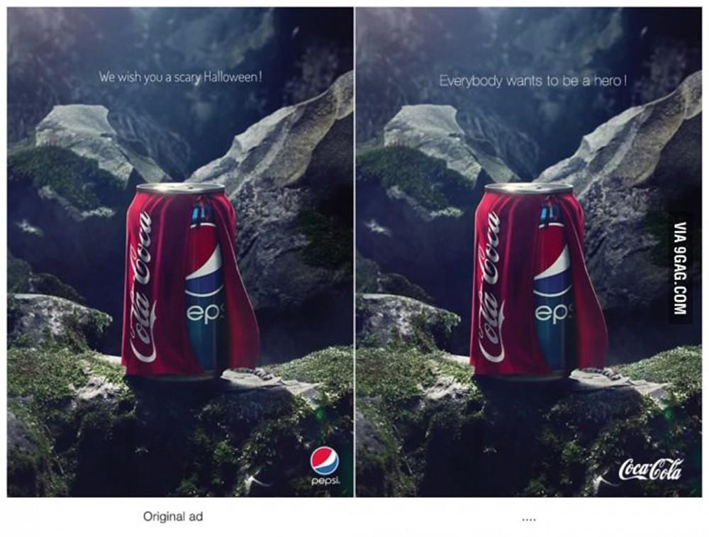 Chiến tranh giữa các vì sao: Khi các thương hiệu lớn dìm hàng nhau không thương tiếc bằng quảng cáo-5