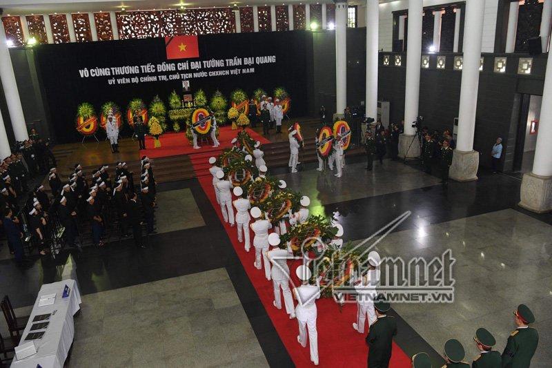 Di quan Chủ tịch nước Trần Đại Quang về với đất mẹ-58