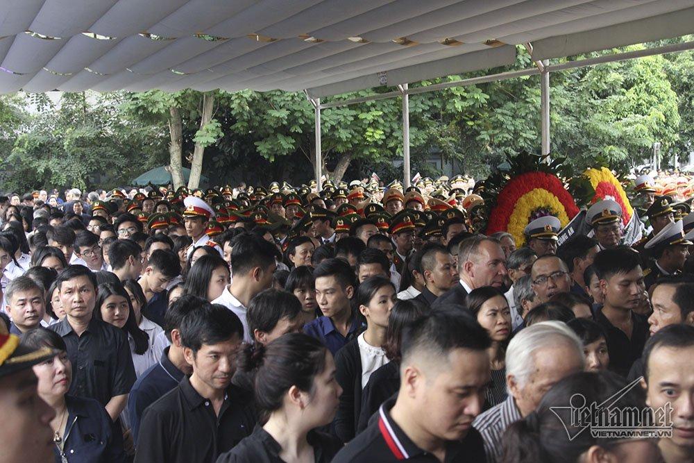 Điều đặc biệt ở đoàn 800 người vào viếng Chủ tịch nước-3