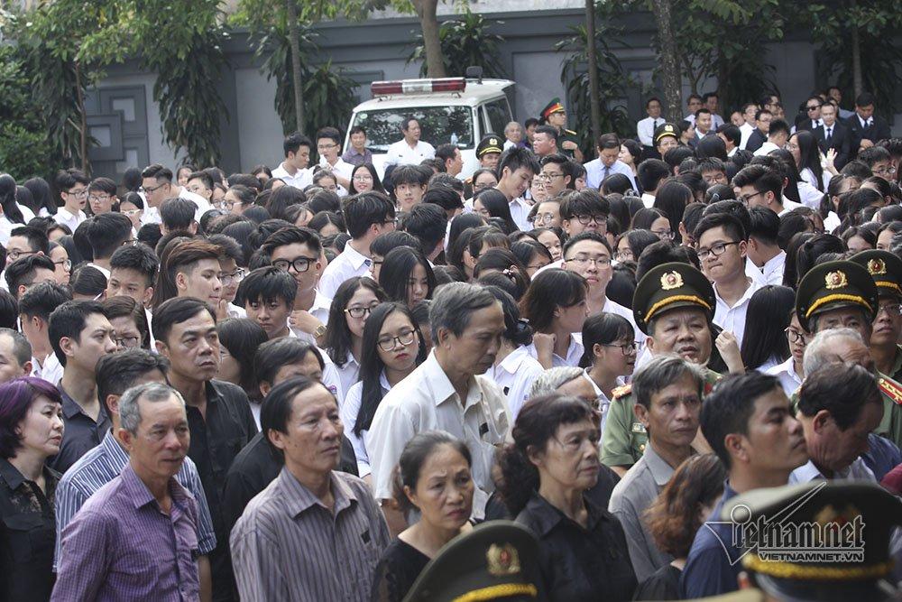 Điều đặc biệt ở đoàn 800 người vào viếng Chủ tịch nước-4