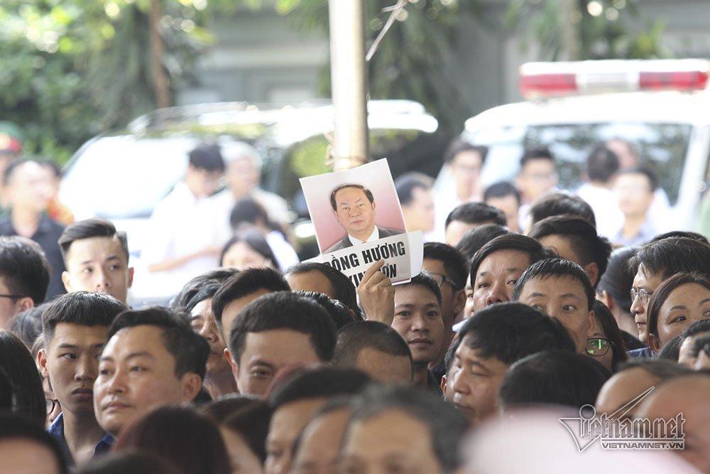Điều đặc biệt ở đoàn 800 người vào viếng Chủ tịch nước-5
