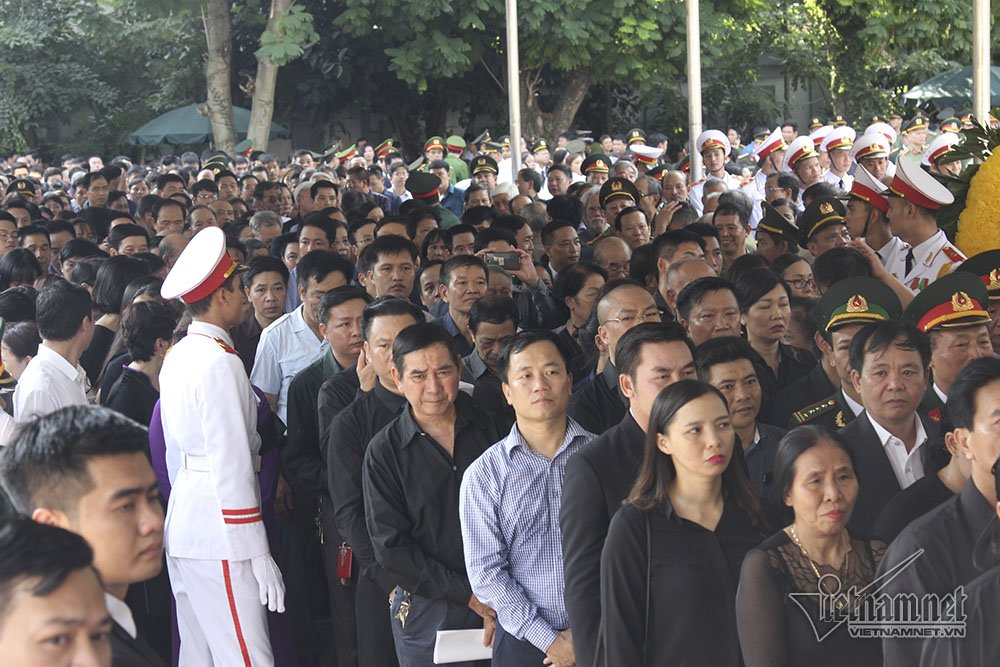 Điều đặc biệt ở đoàn 800 người vào viếng Chủ tịch nước-14