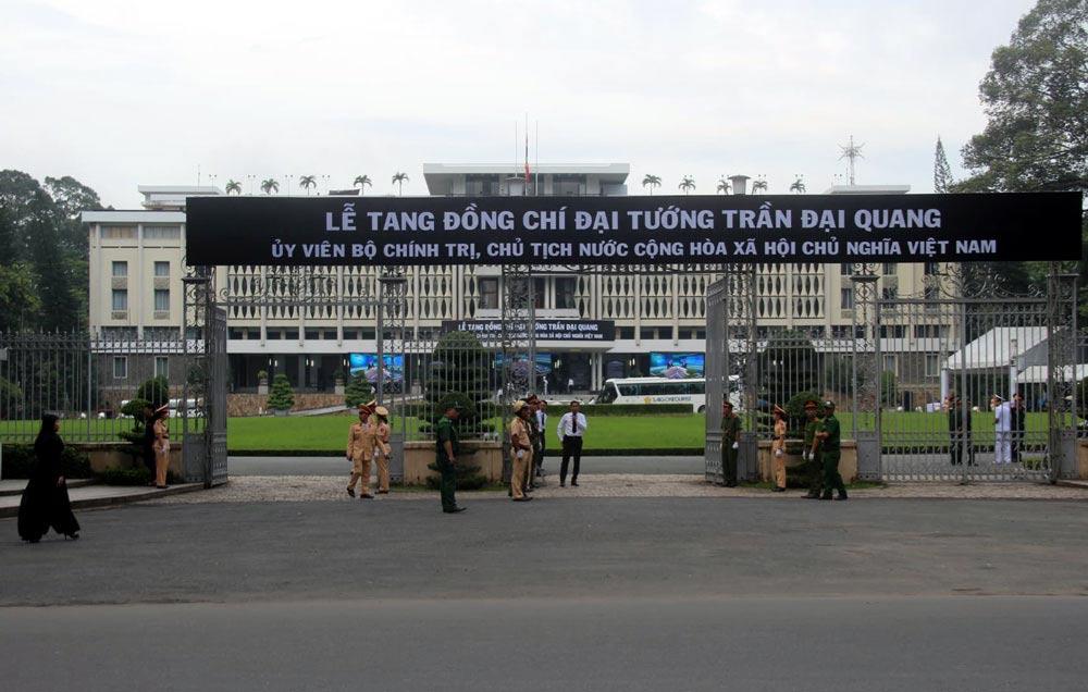 Di quan Chủ tịch nước Trần Đại Quang về với đất mẹ-49