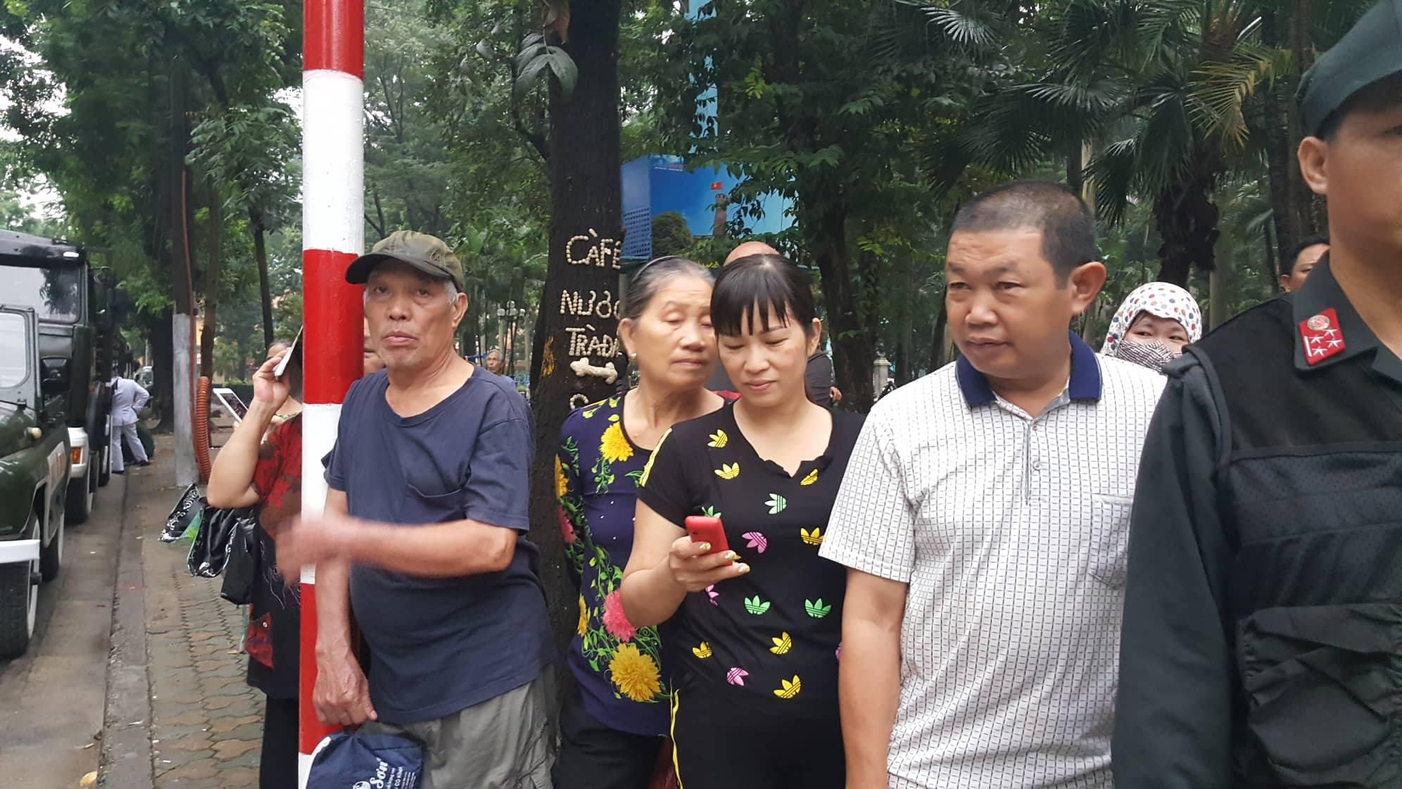 Di quan Chủ tịch nước Trần Đại Quang về với đất mẹ-48