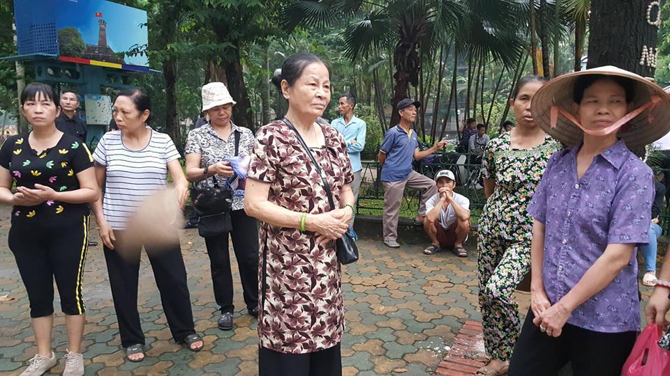 Di quan Chủ tịch nước Trần Đại Quang về với đất mẹ-47
