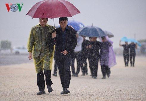 Di quan Chủ tịch nước Trần Đại Quang về với đất mẹ-34