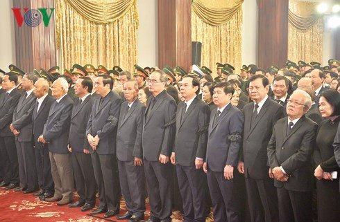 Di quan Chủ tịch nước Trần Đại Quang về với đất mẹ-35