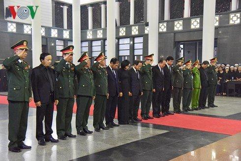 Di quan Chủ tịch nước Trần Đại Quang về với đất mẹ-36