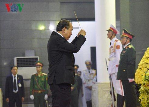 Di quan Chủ tịch nước Trần Đại Quang về với đất mẹ-37