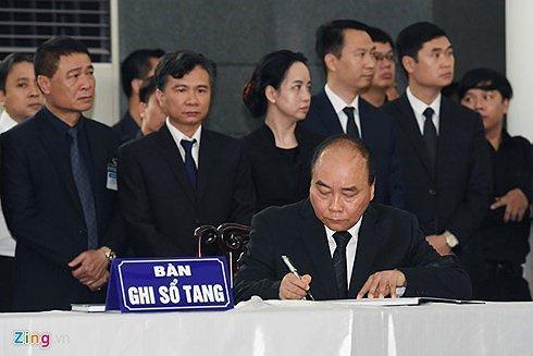 Di quan Chủ tịch nước Trần Đại Quang về với đất mẹ-39