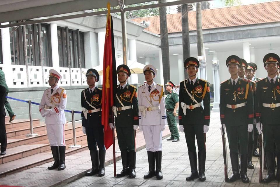 Di quan Chủ tịch nước Trần Đại Quang về với đất mẹ-41
