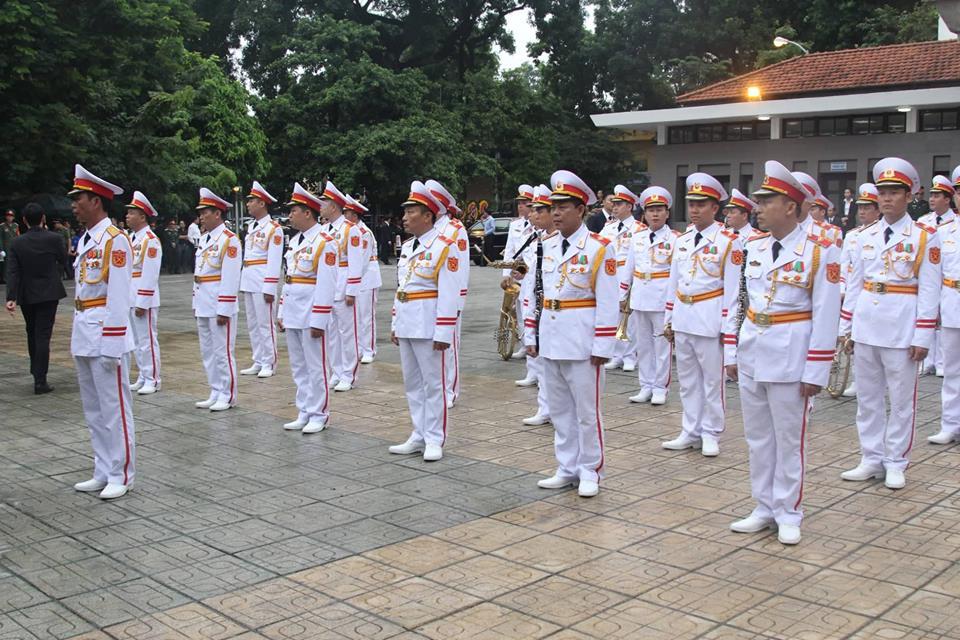 Di quan Chủ tịch nước Trần Đại Quang về với đất mẹ-43