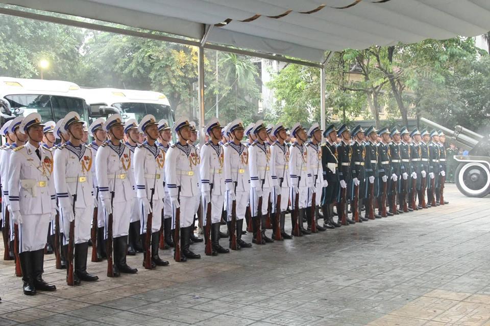 Di quan Chủ tịch nước Trần Đại Quang về với đất mẹ-44