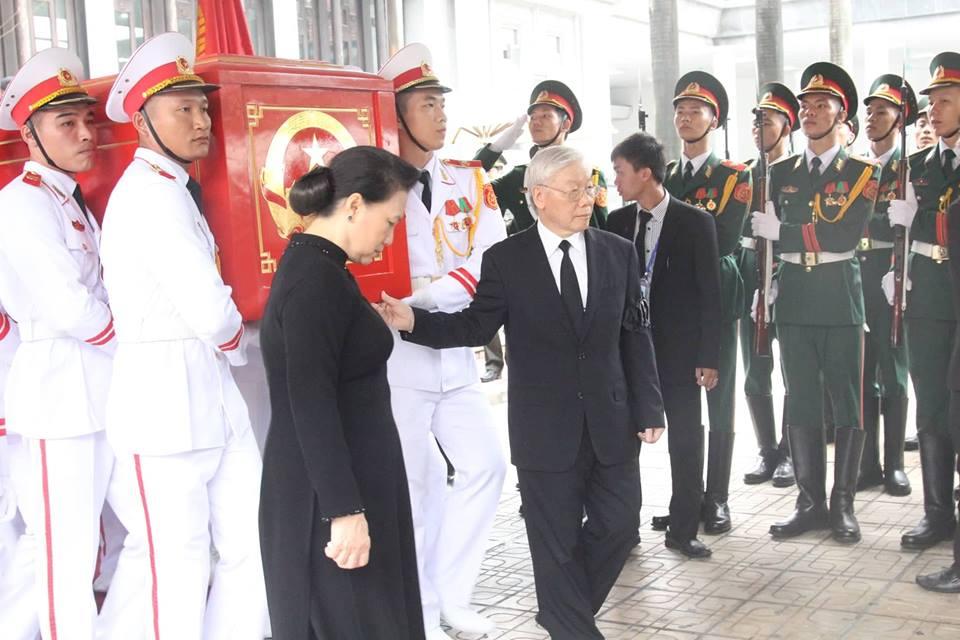Di quan Chủ tịch nước Trần Đại Quang về với đất mẹ-31