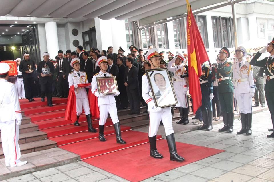 Di quan Chủ tịch nước Trần Đại Quang về với đất mẹ-30