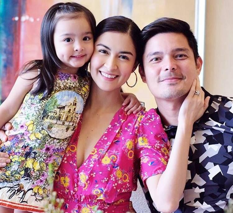 Con gái mỹ nhân đẹp nhất Philippines lớn phổng phao, xinh đẹp y chang mẹ-2