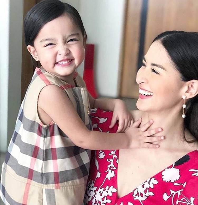 Con gái mỹ nhân đẹp nhất Philippines lớn phổng phao, xinh đẹp y chang mẹ-3
