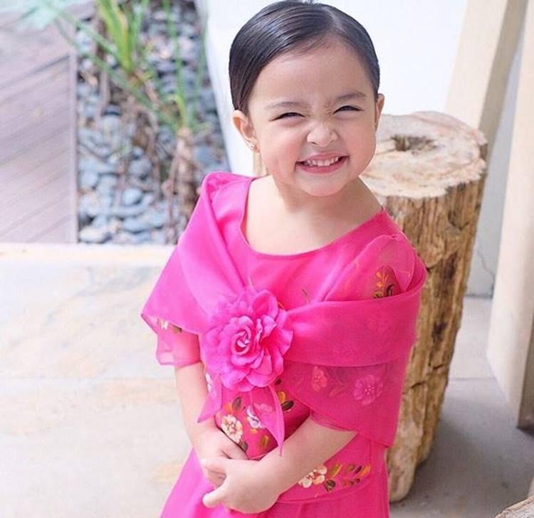 Con gái mỹ nhân đẹp nhất Philippines lớn phổng phao, xinh đẹp y chang mẹ-4