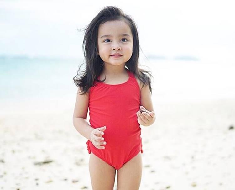 Con gái mỹ nhân đẹp nhất Philippines lớn phổng phao, xinh đẹp y chang mẹ-5