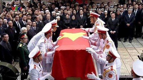 Di quan Chủ tịch nước Trần Đại Quang về với đất mẹ-27