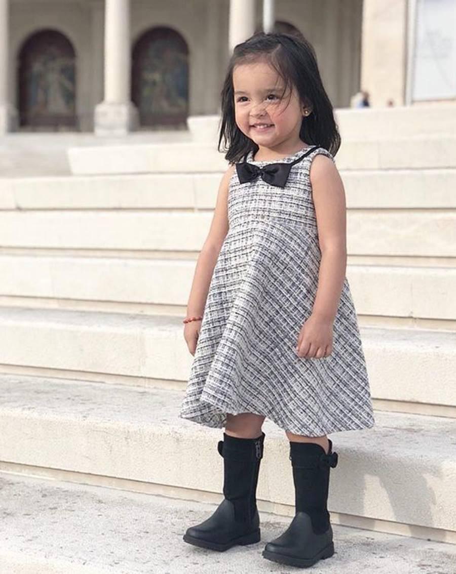 Con gái mỹ nhân đẹp nhất Philippines lớn phổng phao, xinh đẹp y chang mẹ-12