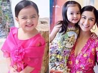 Con gái mỹ nhân đẹp nhất Philippines lớn phổng phao, xinh đẹp y chang mẹ