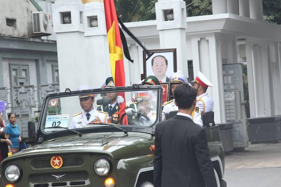 Di quan Chủ tịch nước Trần Đại Quang về với đất mẹ-20