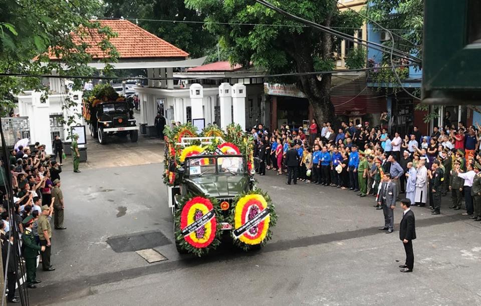 Di quan Chủ tịch nước Trần Đại Quang về với đất mẹ-23
