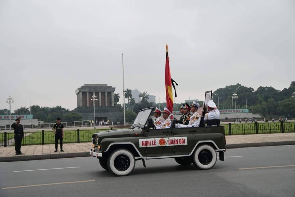 Di quan Chủ tịch nước Trần Đại Quang về với đất mẹ-16