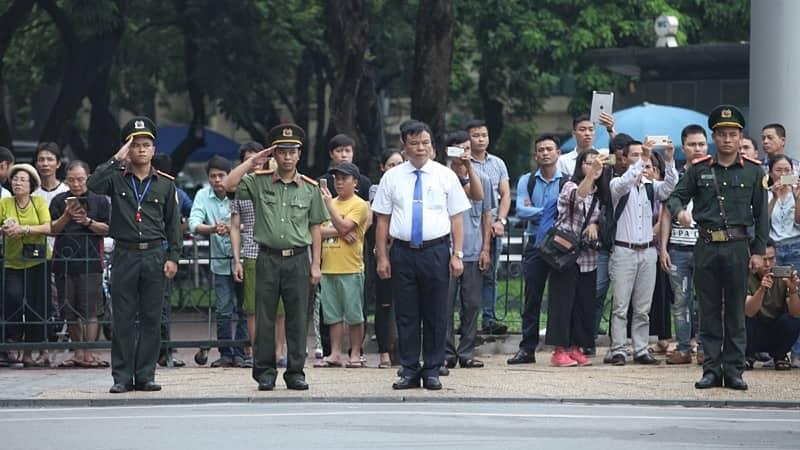 Di quan Chủ tịch nước Trần Đại Quang về với đất mẹ-18