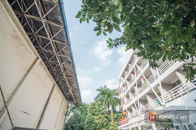 Khám phá ký túc xá của ngôi trường có kiến trúc đẹp nhất nhì Việt Nam, nơi sinh viên ăn-ngủ-sinh hoạt cùng bảng màu, giá vẽ-1