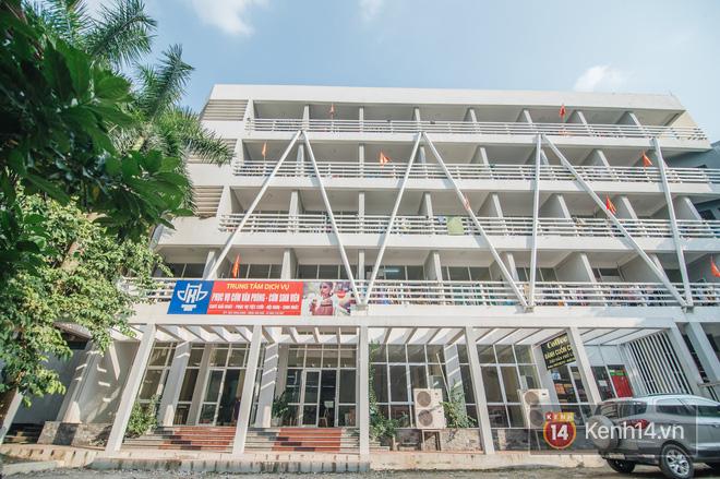 Khám phá ký túc xá của ngôi trường có kiến trúc đẹp nhất nhì Việt Nam, nơi sinh viên ăn-ngủ-sinh hoạt cùng bảng màu, giá vẽ-2