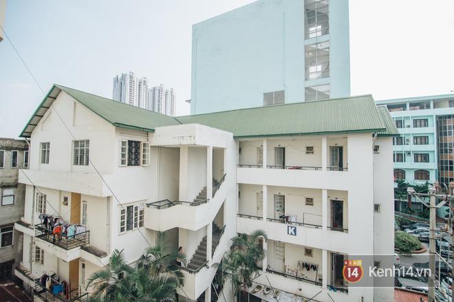 Khám phá ký túc xá của ngôi trường có kiến trúc đẹp nhất nhì Việt Nam, nơi sinh viên ăn-ngủ-sinh hoạt cùng bảng màu, giá vẽ-3