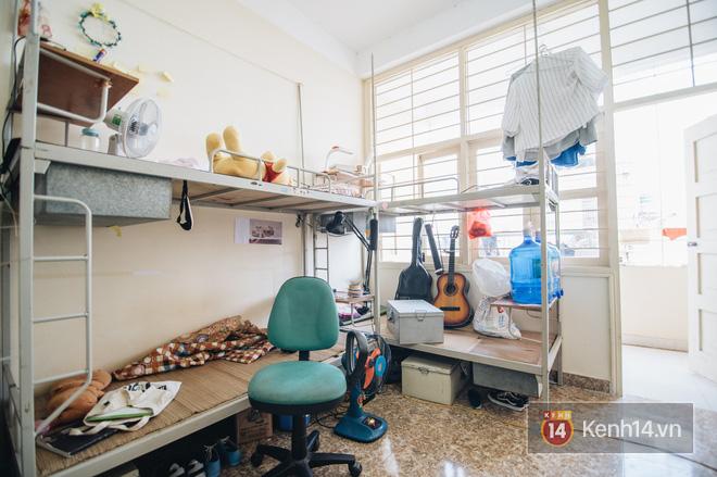 Khám phá ký túc xá của ngôi trường có kiến trúc đẹp nhất nhì Việt Nam, nơi sinh viên ăn-ngủ-sinh hoạt cùng bảng màu, giá vẽ-12
