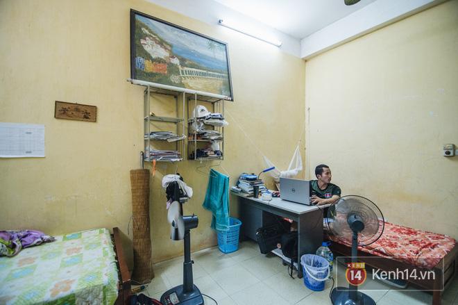 Khám phá ký túc xá của ngôi trường có kiến trúc đẹp nhất nhì Việt Nam, nơi sinh viên ăn-ngủ-sinh hoạt cùng bảng màu, giá vẽ-15