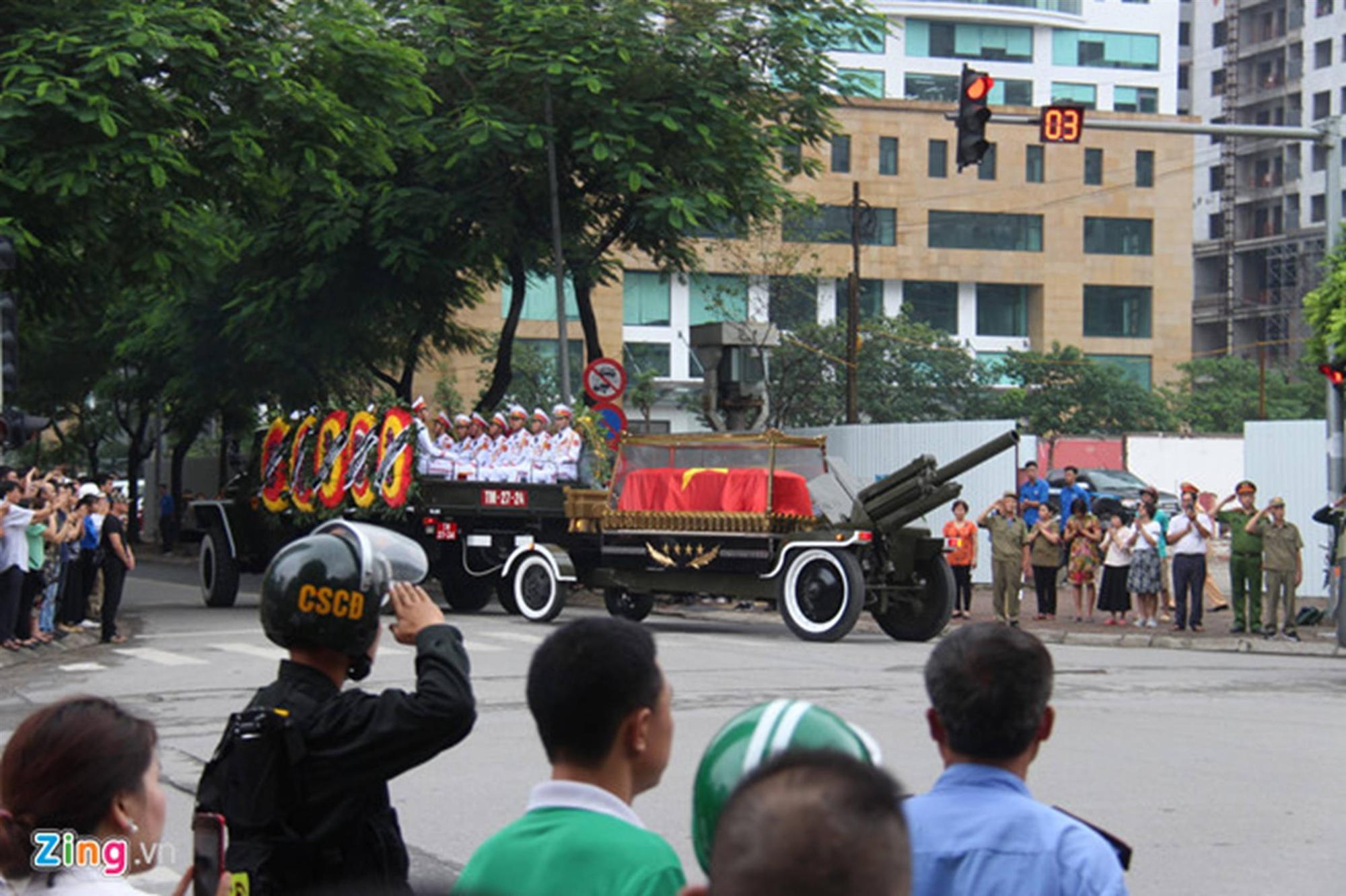 Di quan Chủ tịch nước Trần Đại Quang về với đất mẹ-5