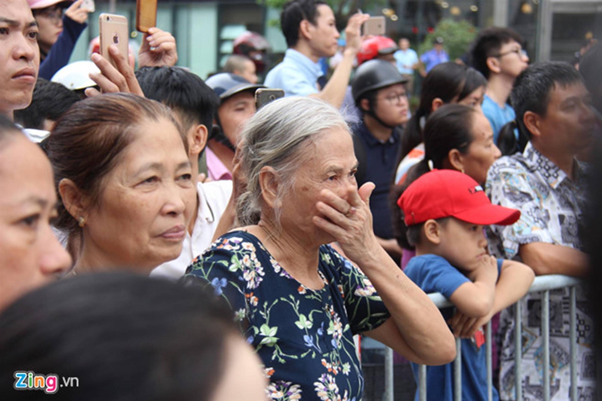 Di quan Chủ tịch nước Trần Đại Quang về với đất mẹ-6