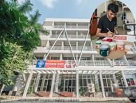 Khám phá ký túc xá của ngôi trường có kiến trúc đẹp nhất nhì Việt Nam, nơi sinh viên ăn-ngủ-sinh hoạt cùng bảng màu, giá vẽ