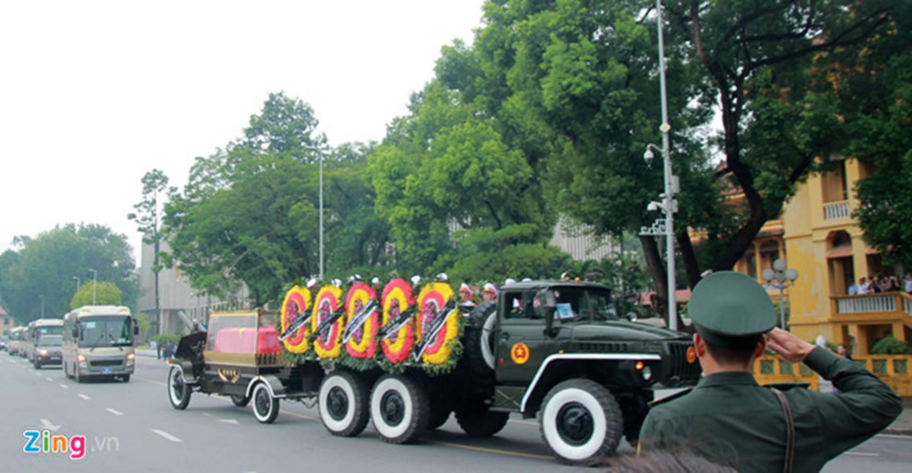 Di quan Chủ tịch nước Trần Đại Quang về với đất mẹ-14