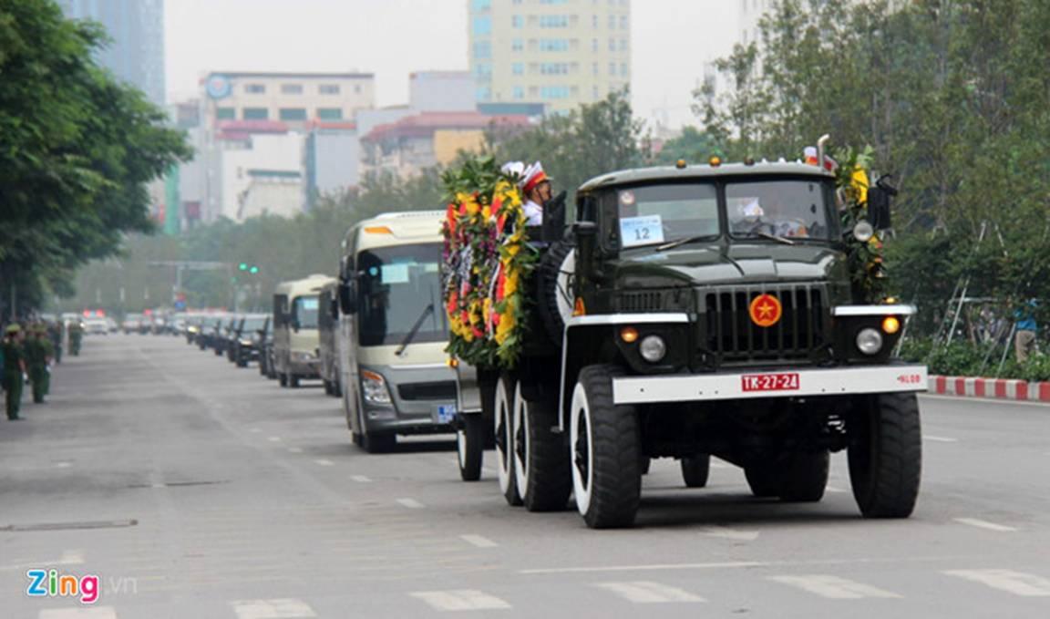 Di quan Chủ tịch nước Trần Đại Quang về với đất mẹ-8