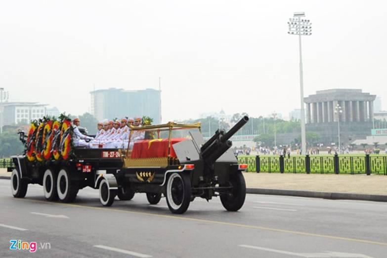 Di quan Chủ tịch nước Trần Đại Quang về với đất mẹ-13