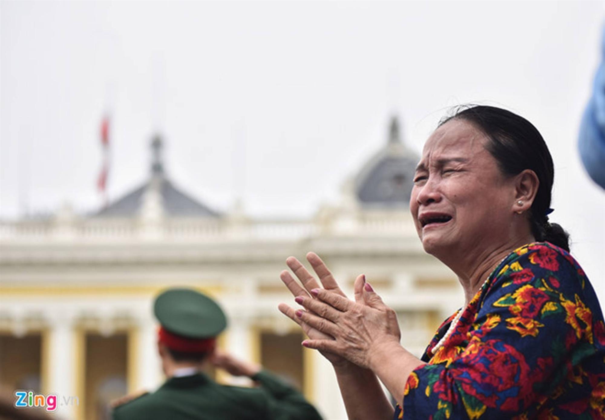 Di quan Chủ tịch nước Trần Đại Quang về với đất mẹ-11