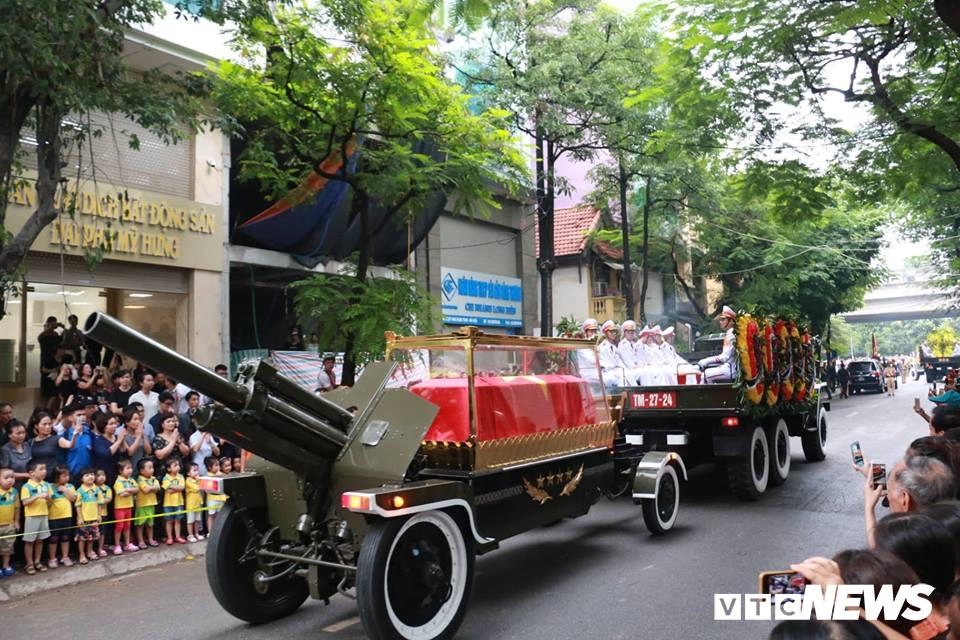 Di quan Chủ tịch nước Trần Đại Quang về với đất mẹ-4