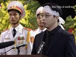 Người dân quê nhà rơi lệ xem Lễ truy điệu Chủ tịch nước Trần Đại Quang-21