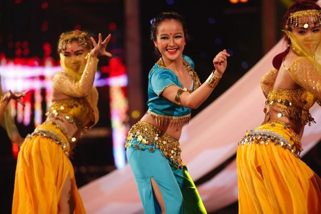 Tiểu mỹ nhân nổi tiếng này được Thúy Hạnh, Thành Lộc tiên đoán là Hoa hậu tương lai-1