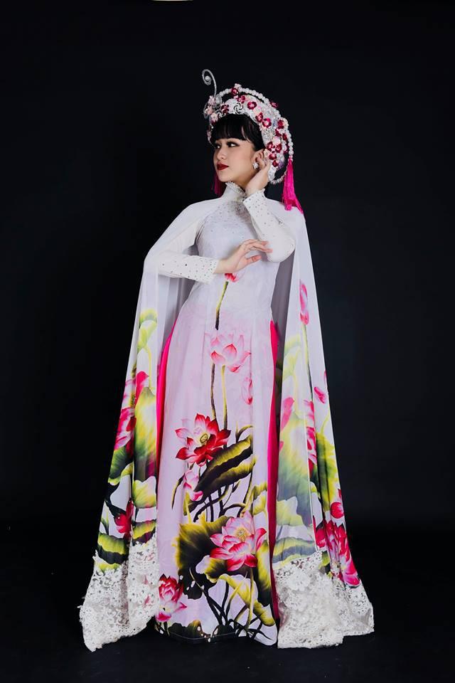 Tiểu mỹ nhân nổi tiếng này được Thúy Hạnh, Thành Lộc tiên đoán là Hoa hậu tương lai-8